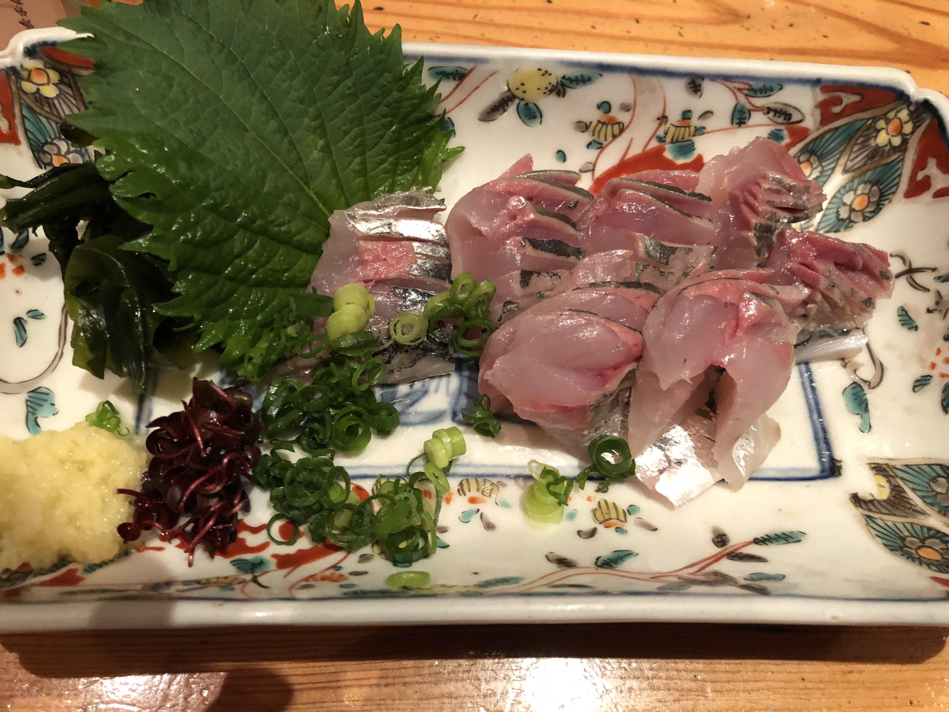 天ぷらと旬のおさかな 菜の花 センター南