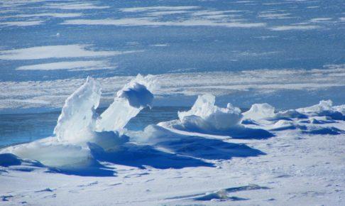 センター南 センター北 氷河期